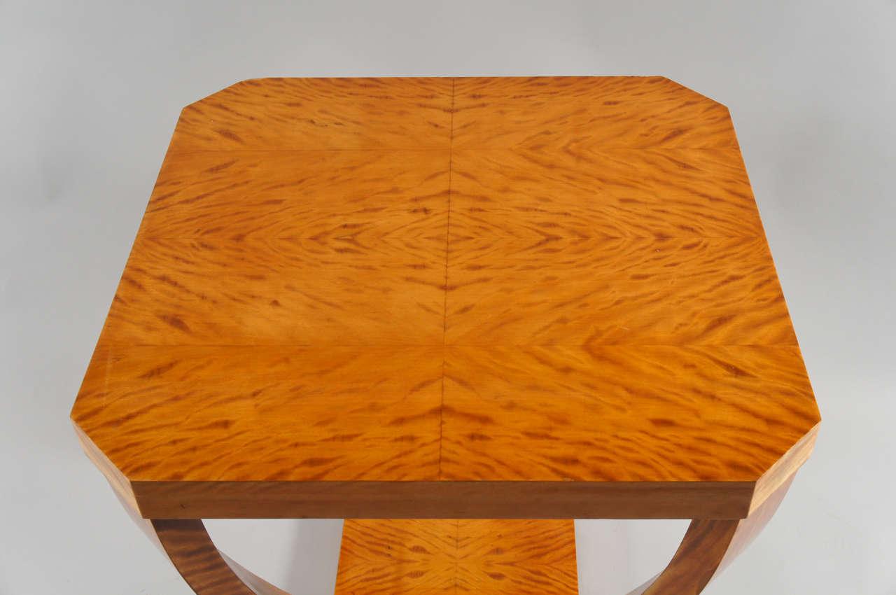 Lemon wood table for sale at stdibs