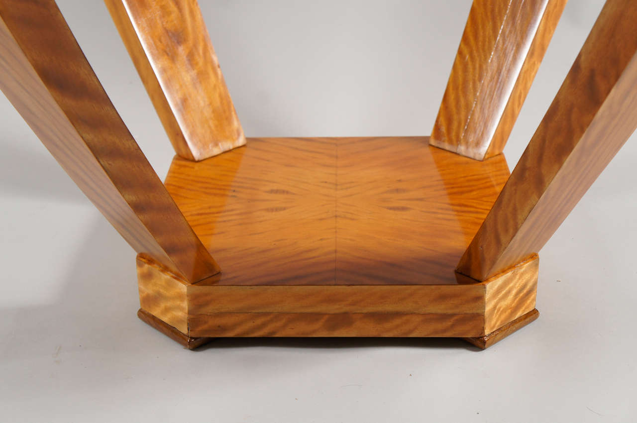 Lemon Wood Furniture ~ Lemon wood table for sale at stdibs