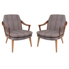 Pair Of Chairs From Norway
