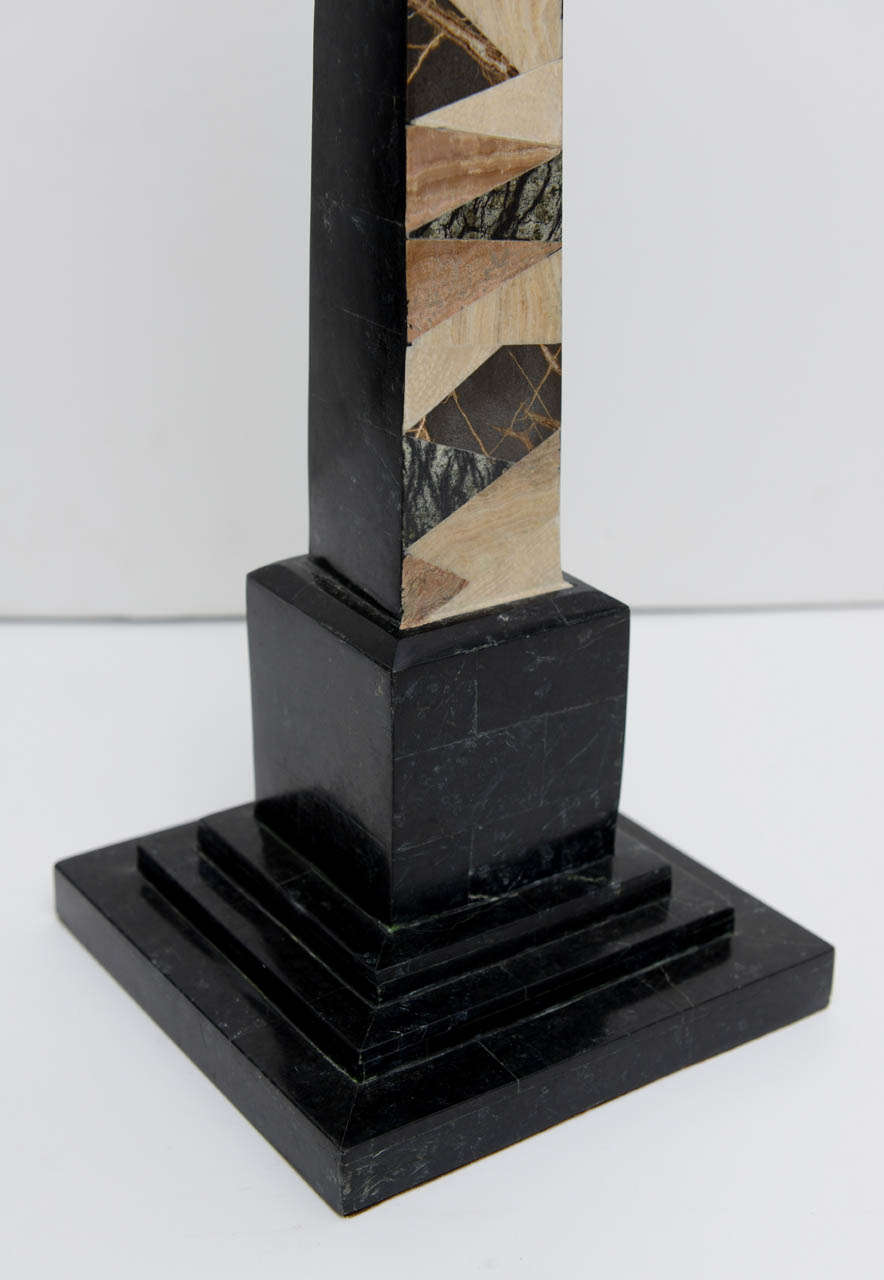 Maitland Smith Stone Obelisk Saturday Sale At 1stdibs