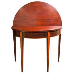 Rhode Island Games Table ca. 1800
