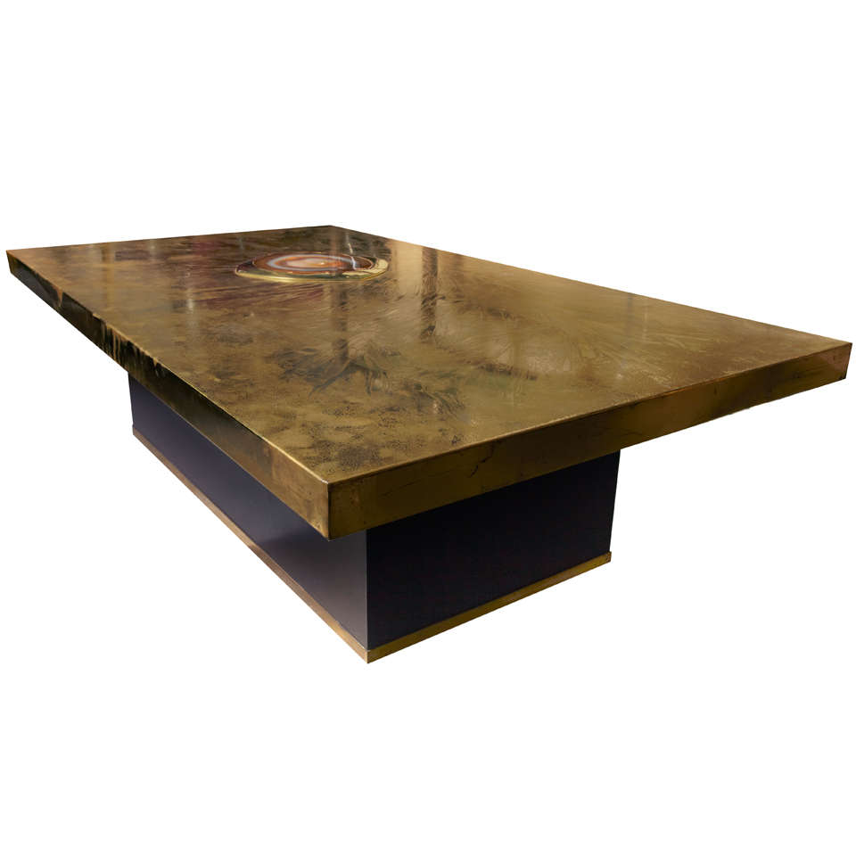 Awesome Low Table By Willy Daro At 1stdibs