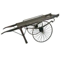 Antique Fishmonger's Cart