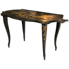 19th Century Oriental Tea Table