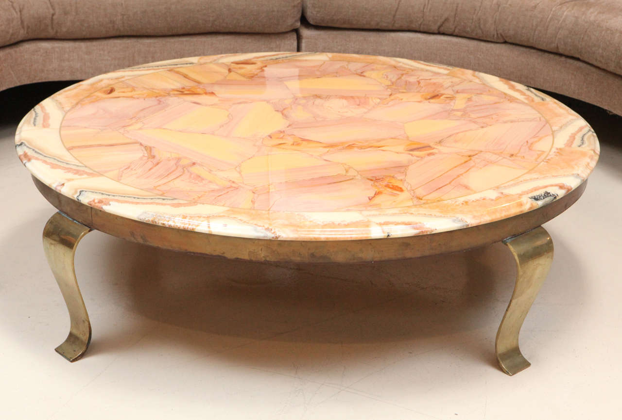 Mexican Onyx Coffee Table Rascalartsnyc