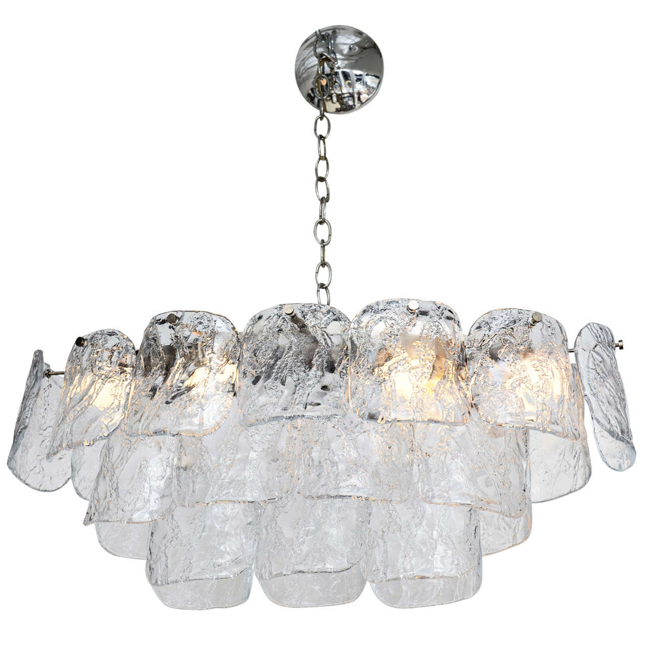chandelier oval nickel small scenario nessa arteriors products polished home