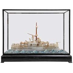 Alabaster Battleship