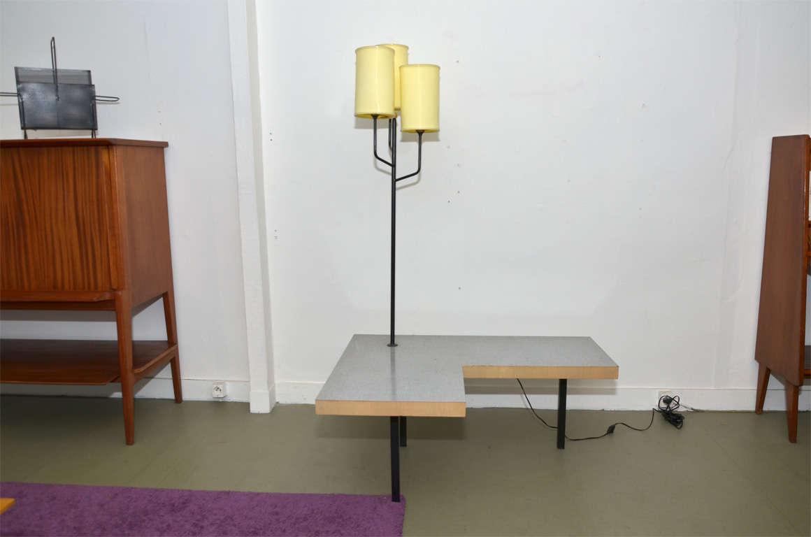 French Lighting Coffee Table - Circa 1955 3