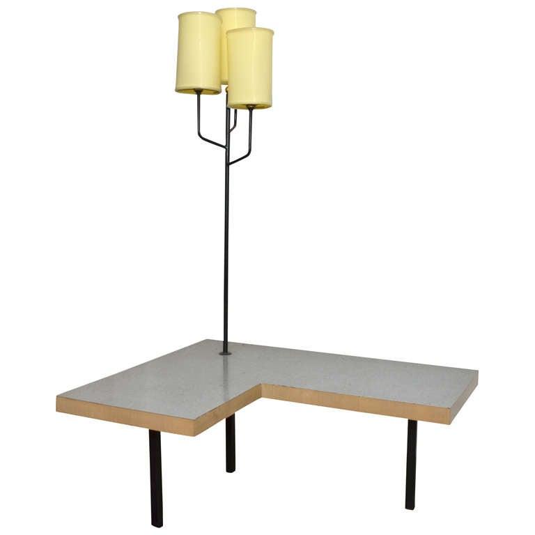 French Lighting Coffee Table - Circa 1955 1