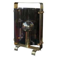 1960-1970 Rare Italian Lamp by Fontana Arte