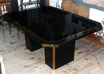1970s Coffee Table by Jean-Claude Mahey thumbnail 2