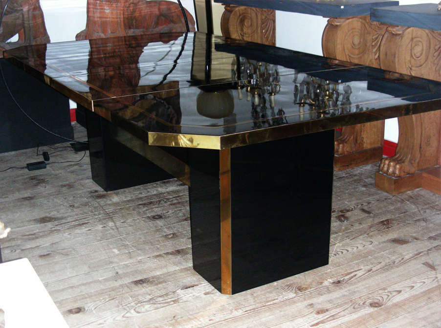 1970s Coffee Table by Jean-Claude Mahey image 3