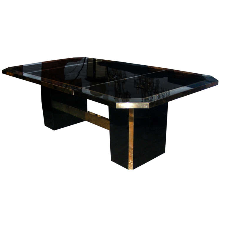 1970s Coffee Table by Jean-Claude Mahey
