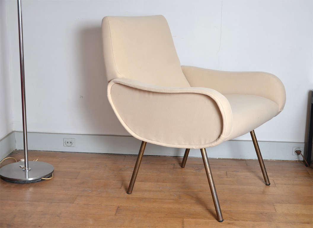 Pair of Baby Chairs by Marco Zanuso at 1stdibs