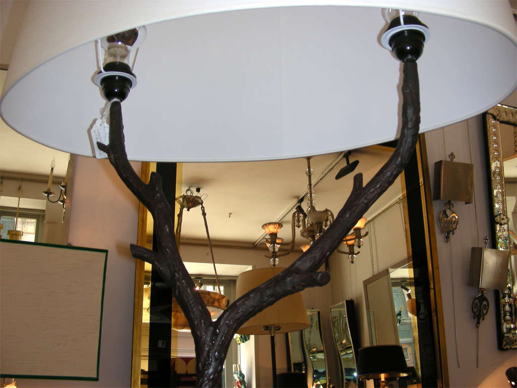 1960s tree shaped floor lamp at 1stdibs. Black Bedroom Furniture Sets. Home Design Ideas