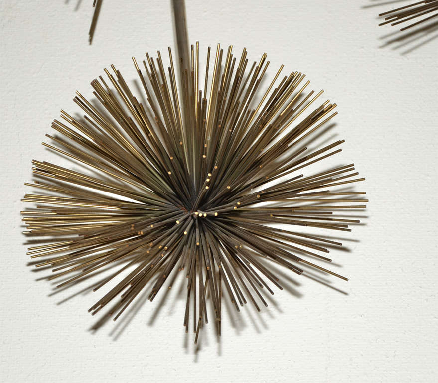 Wall Sculpture Called Pom Pom by Curtis Jere 3