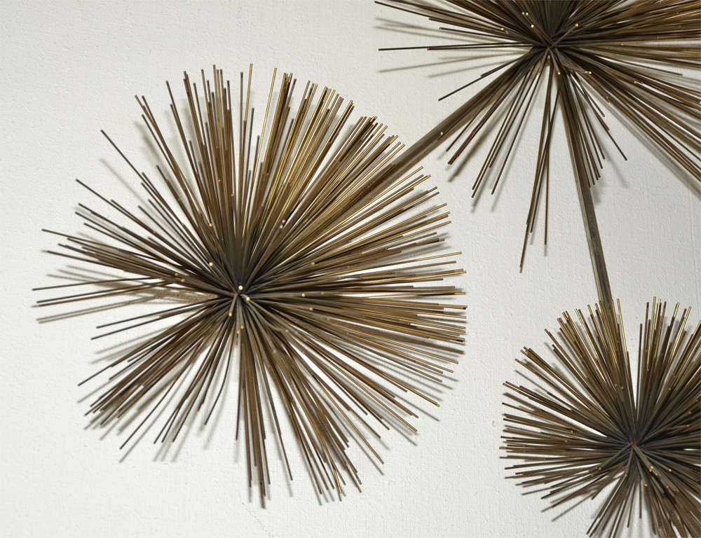 Wall Sculpture Called Pom Pom by Curtis Jere 5