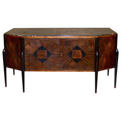 1920s Buffet in the Style of Jacques Emile Ruhlmann