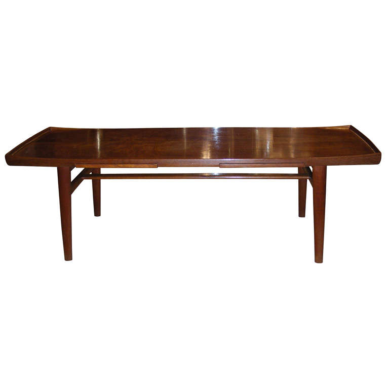 Swedish 1950s Coffee Table By Alf Svensson At 1stdibs