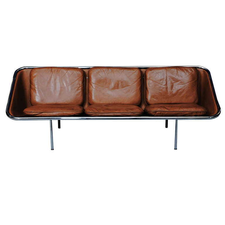 1960s Quot Sling Quot Three Seater Sofa By George Nelson At 1stdibs