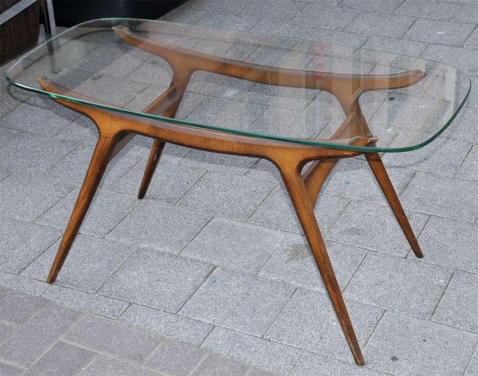 Belgium fifties design table at 1stdibs for Table design belgique