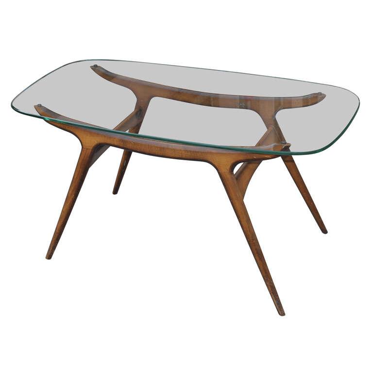 Belgium fifties design table at 1stdibs - Table design belgique ...