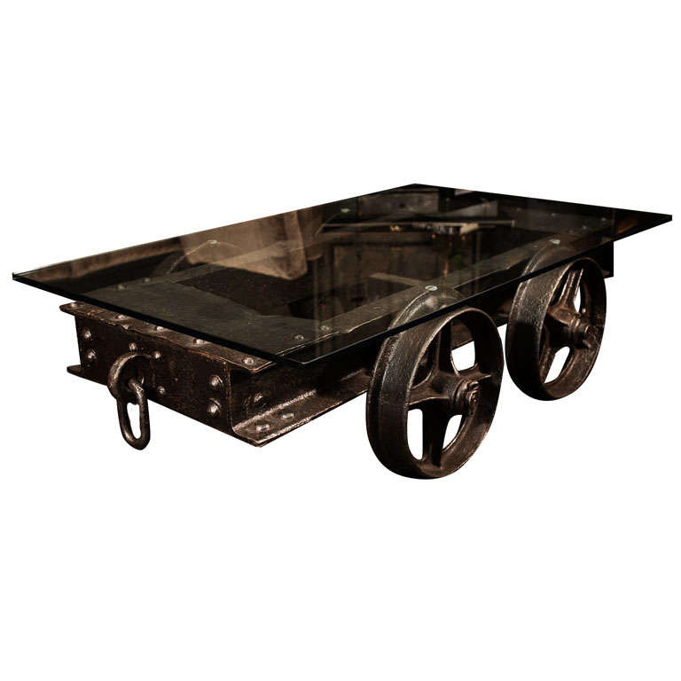 Railroad Cart At 1stdibs