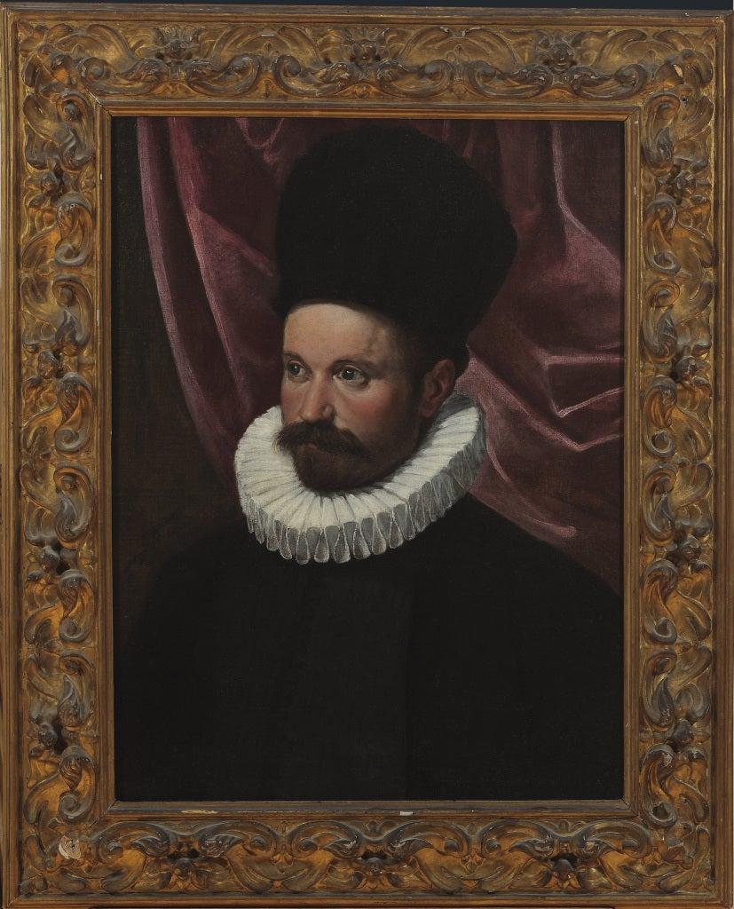 Jacopo Palma il Giovane - Portrait of a Gentleman 1