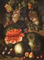 Still Life (one of a pair)