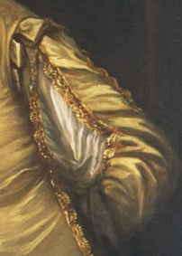 Portrait of George and Edward Finch-Hatton in Van Dyck Dress For Sale 2