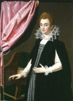 Portrait of Maria de'Medici, later Queen of France