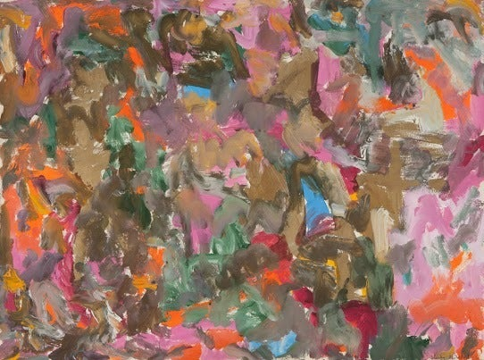 Shirley Goldfarb Painting For Sale