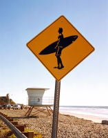"""""""Surfers Only"""", San Diego, CA, 2009"""