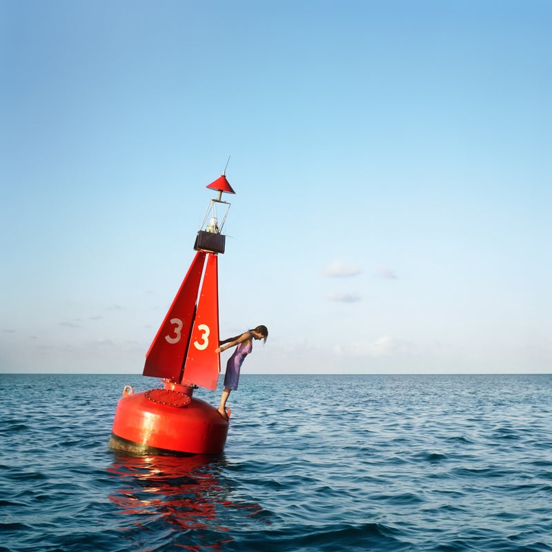 Volkswagen Dealers In Maine: The Channel Marker, Photograph: At 1stdibs