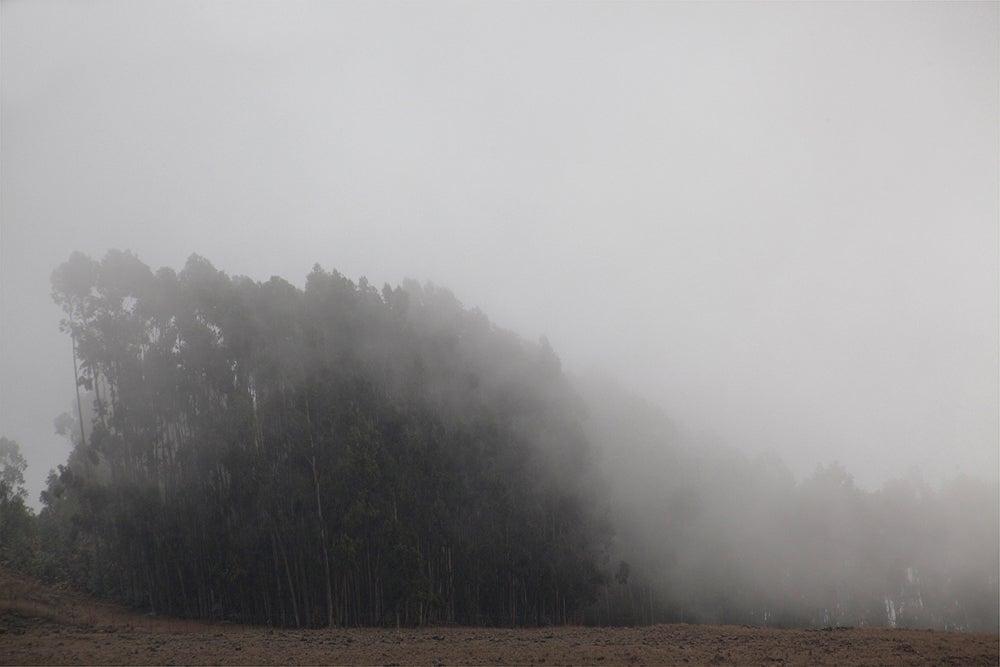 Haik Kocharian Landscape Photograph - Forgive me, Ethiopia