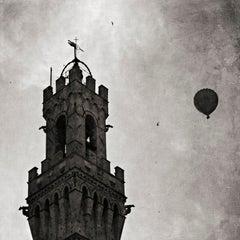 Siena Tower & Balloon, Siena Tuscany