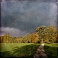 Babryn's Park, Marple, U.K.