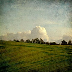 """Cloudy Grass- Outside London"", 2003"