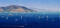 San Fran Bay, California