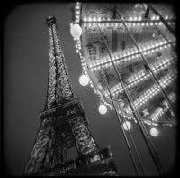 Effiel Tower, Paris, 2012