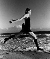 Leaping, Ocean, 1994