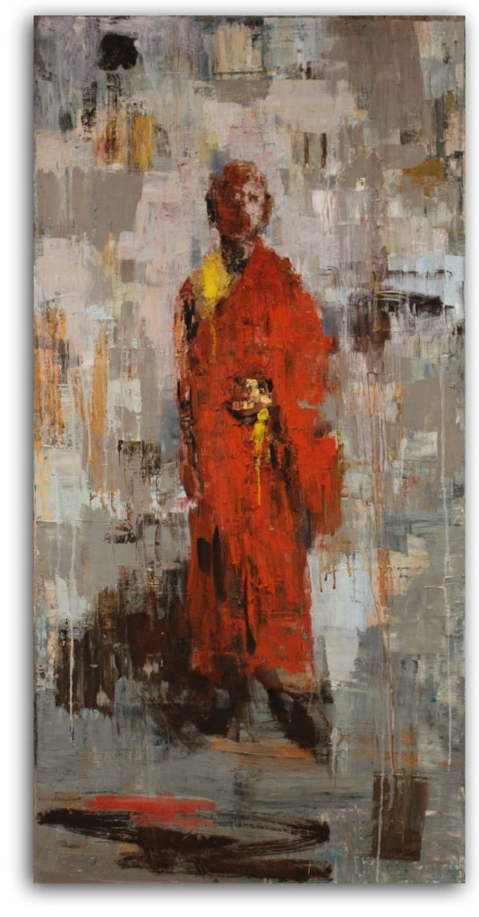 Rimi Yang Portrait Painting - True Keeper