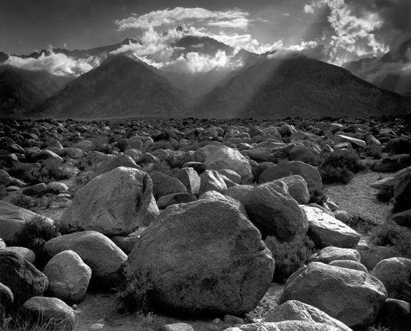 ansel adams sierra nevada - photo #18