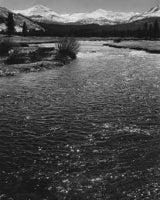 The Tuolumne River, Yosemite