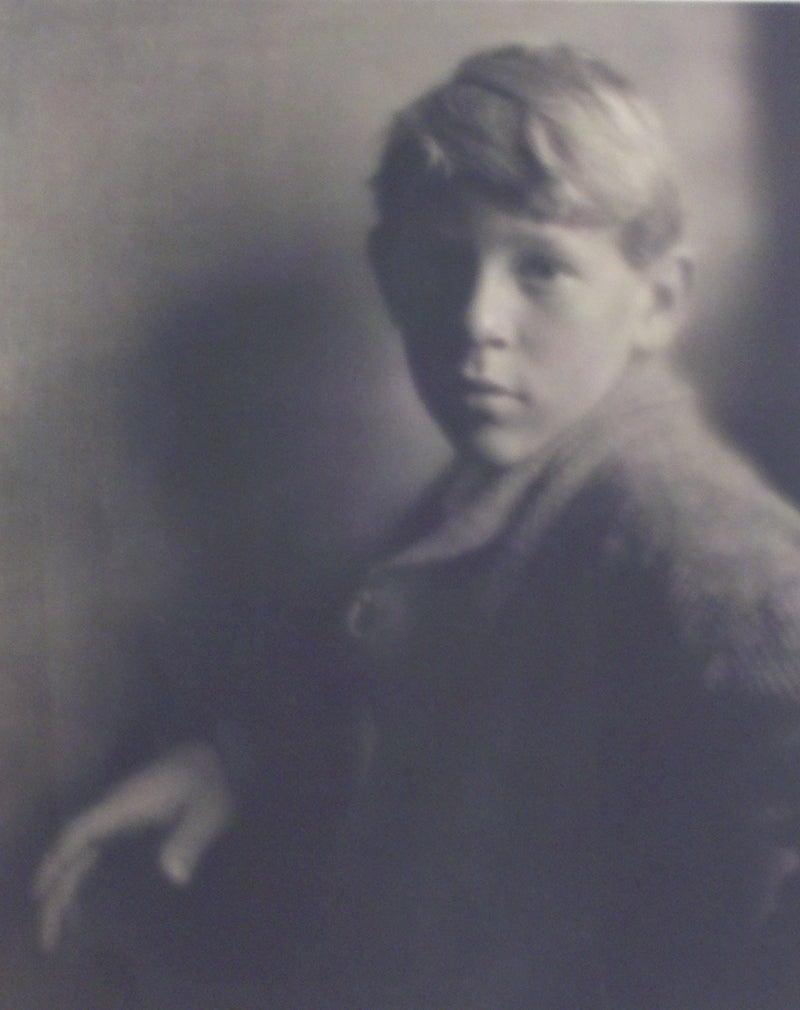 Edward Weston - Neil as a young boy 1