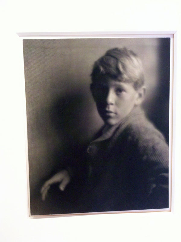Neil as a young boy 2