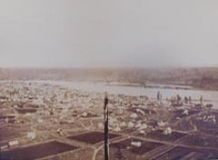 City Of Portland, Willamette River Canyon