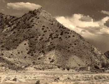 Paul Strand Canyon Of The Rio Grande 1930 Photograph For Sale At 1stdibs