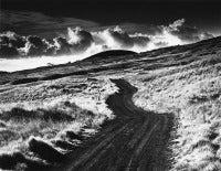 Road to Mauna Kea Hawaii 2014