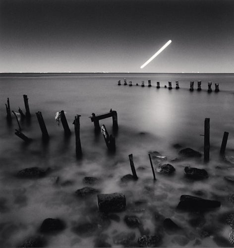 Michael Kenna Hunter S Moon Over Black Sea Odessa